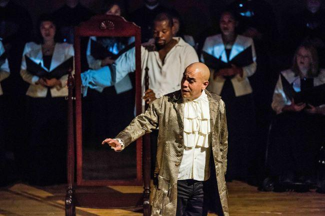 Monticello Wakes Opera Performance